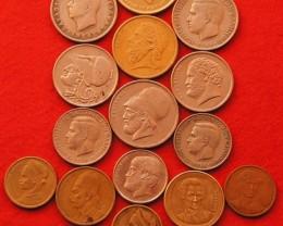 Greece coin collection 1926-1992 Piece:17