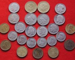 Greece coin collection Piece:25