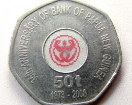 2008 .50 CENTS COIN    CO 1273