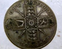 1923 florin  COINS 50% SILVER   CO 1321