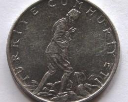 Turkey 2 1/2 Lira 1975 KM#893