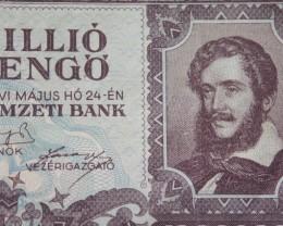 Hungary Tízmillió (10.000.000) Milengő 1946. Pick 129
