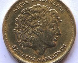 Greece 100 Drachmes 1992 KM#159