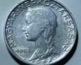 Hungary 5 Fillér 1962 BP KM#549