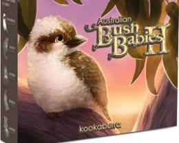 AUSTRALIAN BUSH BABIES II - KOOKABURRA 1/2OZ SILVER PROOF