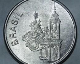Brazil 20 Cruzerios 1983 KM#593