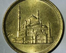 Egypt 10 Piastres 1413 (1992) Islamic KM#732