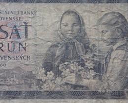 Czechoslovakia 10 Korun 1960