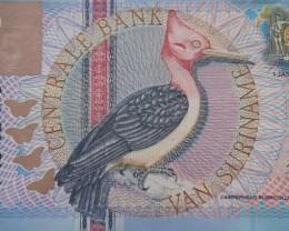 Suriname 5 Gulden 2000