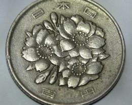 Japan 100 Yen-Showa 56 (1981) Y#82