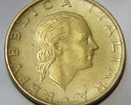 Italy 200 Lire 1979 KM#105