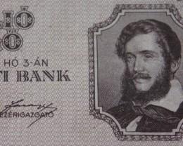 Hungary Egymillió (1.000.000) B.-Pengő 1946