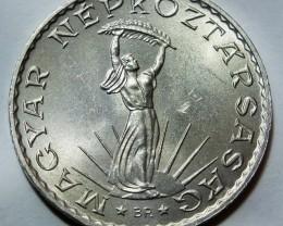 Hungary 10 Forint 1971 KM#595