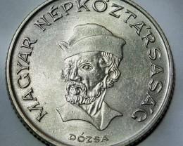 Hungary 20 Forint 1989 KM#630