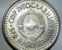 Yugoslavia 100 Dinara 1987 KM#114