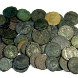 Ancient Roman Coins Part V Last Pagan Emporer