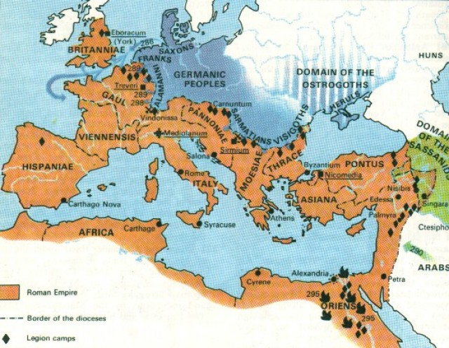 Coin Mintage Collapsed The Roman Empire Is History Repeating Itself