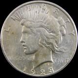 silver clin 1923
