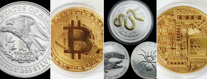 Bitcoin and Real Coins The Parallels