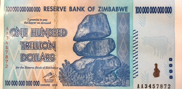 Currency Notes - History Of Large Denominations