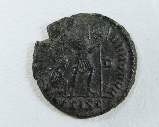 ANCIENT ROMAN BRONZE COIN