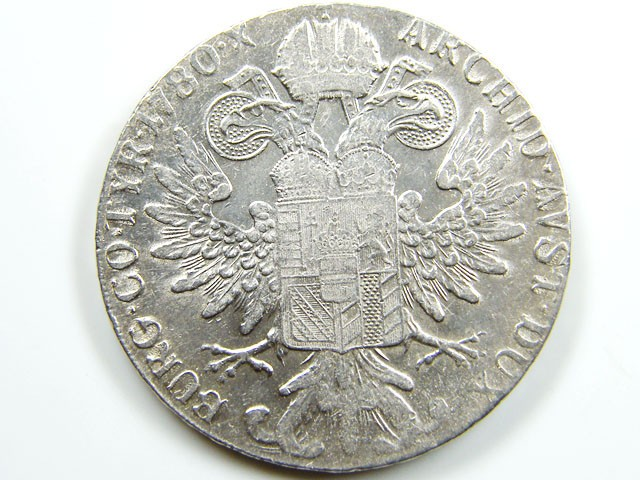 thaler coin