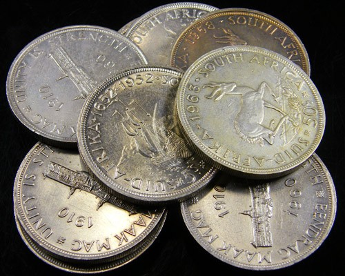 History of South African Coins | Coins Auctioned