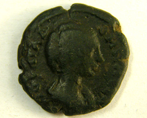 MOESIA INF,NICOPOLIS AE JULIA DOMNA     OP 158