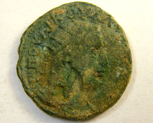NICAEN BITHYNIA VALERIAN 1  253-260 UNPUPLISHED  OP 181