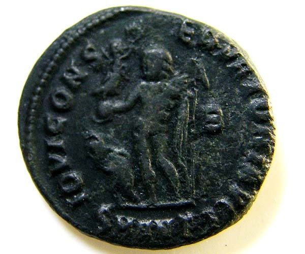 ROMAN PROVINCIAL COIN   LINCINIUS     CODE  AC 65