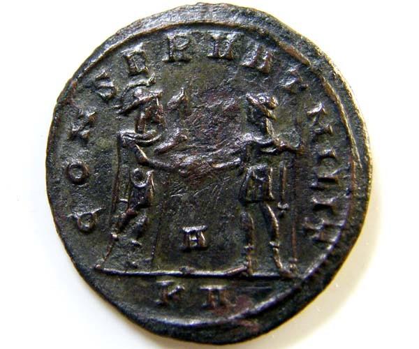 ROMAN PROVINCIAL COIN    TACITUS ANTONINIANUS   CODE  AC78