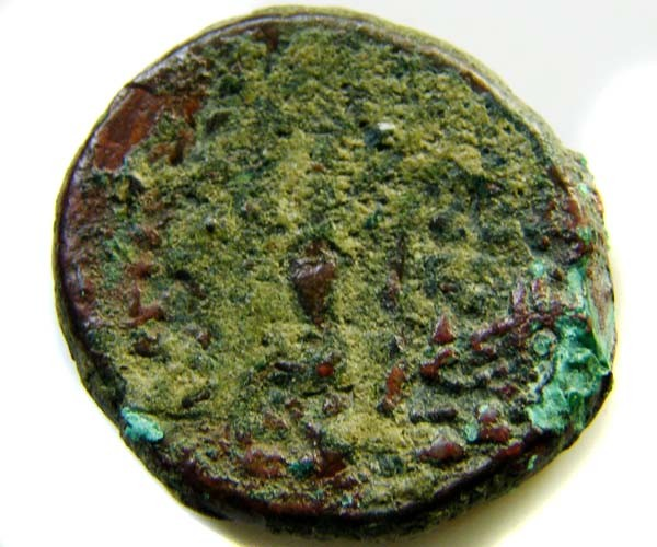 Antiochus XII circa 88 - 84 BC, King of Syria   CODE AC 116