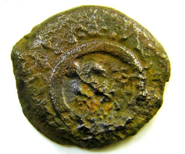 Alexander Janaeus Bronze Lepton CODE AC 127