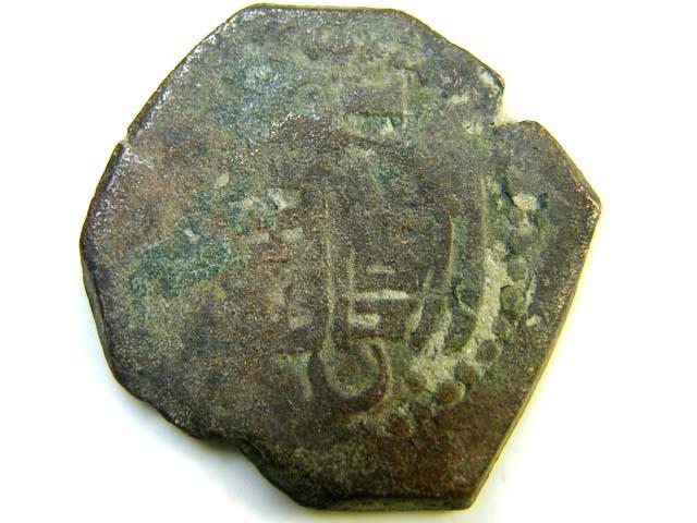 16th-17th century Spanish bronze  code  ac 168