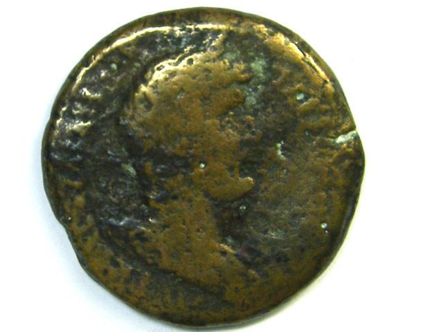 Alexandria / Roman Egypt. Hadrian. AE drachm  AC191