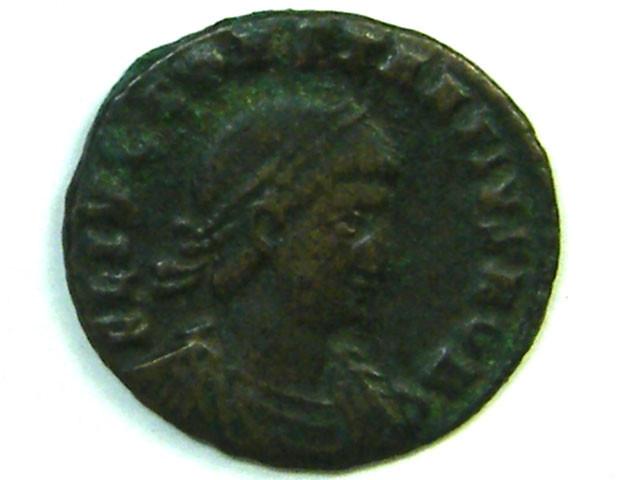Constantius II as Caesar GLORIA EXERCITVS. Cyzikus 33 AC197