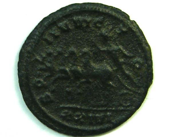 Probus AE antoninianus Quadriga Siscia 279 AD AC218