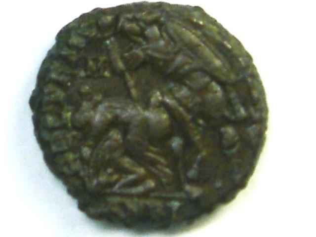 Constantius II Falling horseman Antiochia 355-361 AD AC201