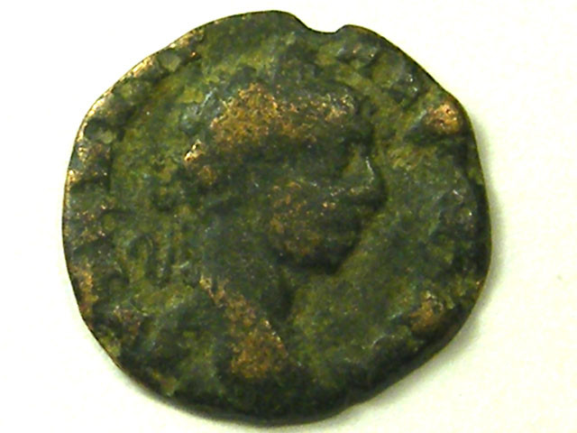 ANCIENT ROMAN PROVINCIAL L1, PHILIPPOPLIS THRACE COIN AC303