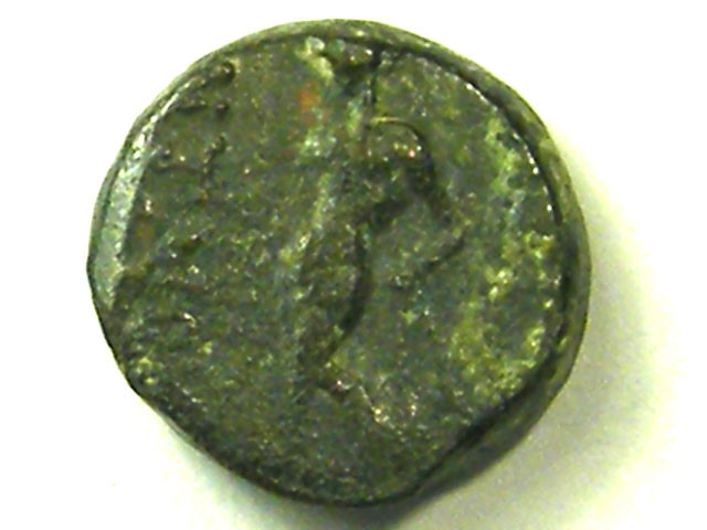 ANCIENT GREEK L1, ANTIOCHUS III KING OF SYRIA AC325