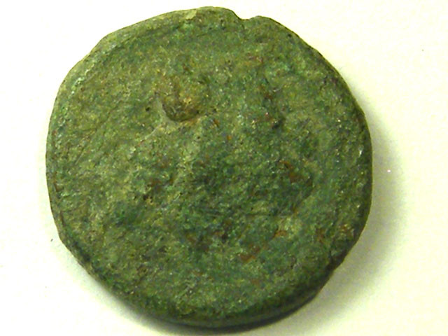 ANCIENT GREEK L1, MACEDONIA BRONZE COIN AC331