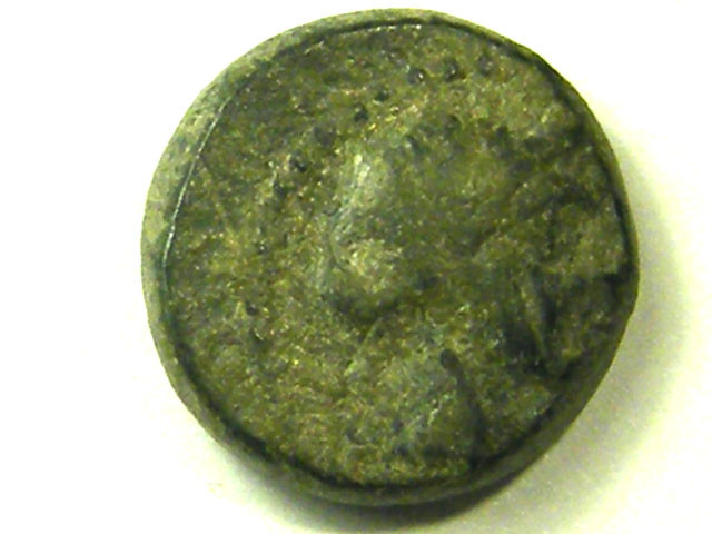 ANCIENT GREEK L1, SARDES LYDIA COIN AC338