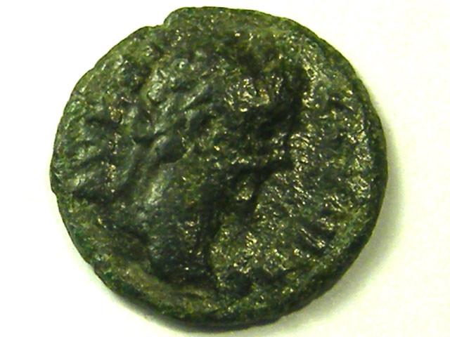 ANCIENT ROMAN PROVINCIAL L1, SEPTIMIUS SEVERUS COIN AC348