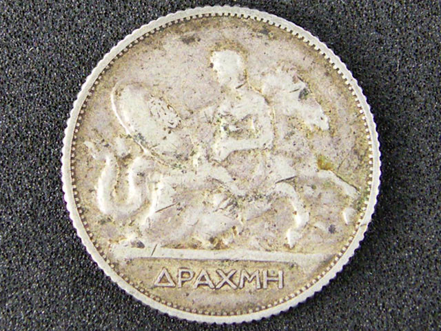 WORLD COINS GREECE 1911       T 325
