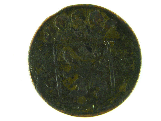 FRANCE LOT 1, 1736 COIN T590