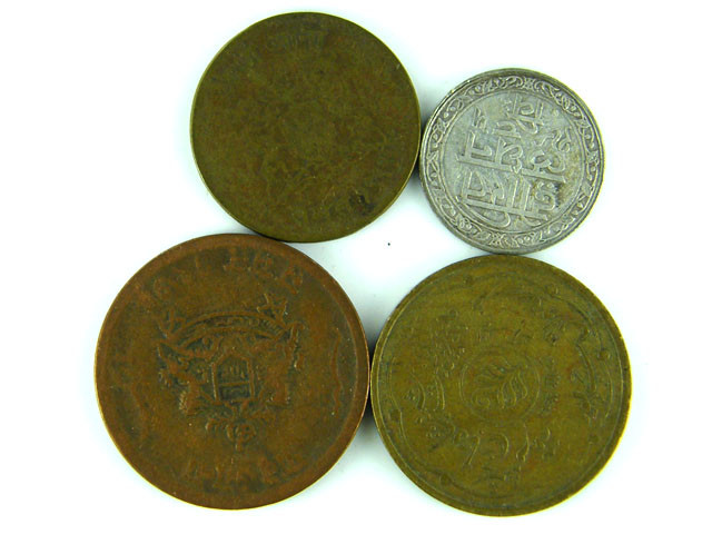 JAIPUR LOT 4, JAIPUR COIN T652