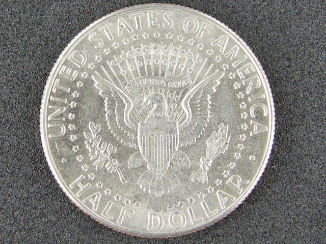 USA LOT 1, HALF DOLLAR 1989 COIN T755