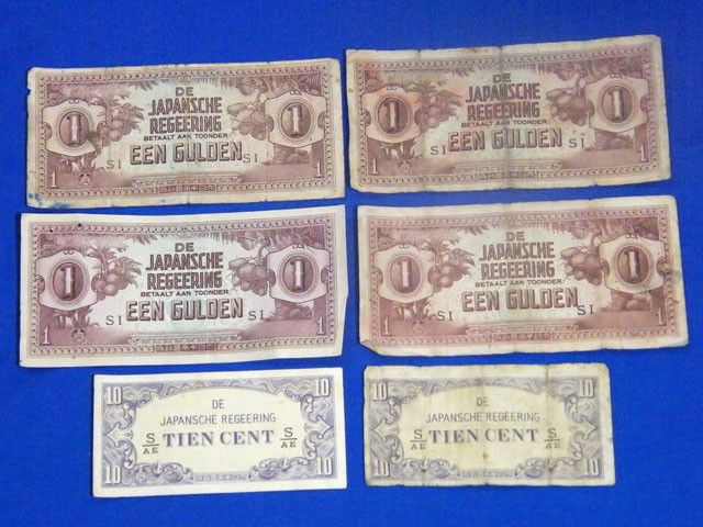JAPANESE OCCUPATION NOTES  OF PHILIPPINES   T 850