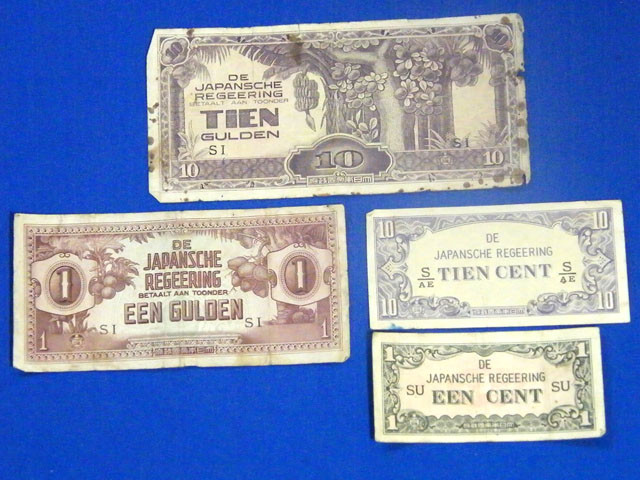 JAPANESE OCCUPATION NOTES  OF PHILIPPINES   T 851