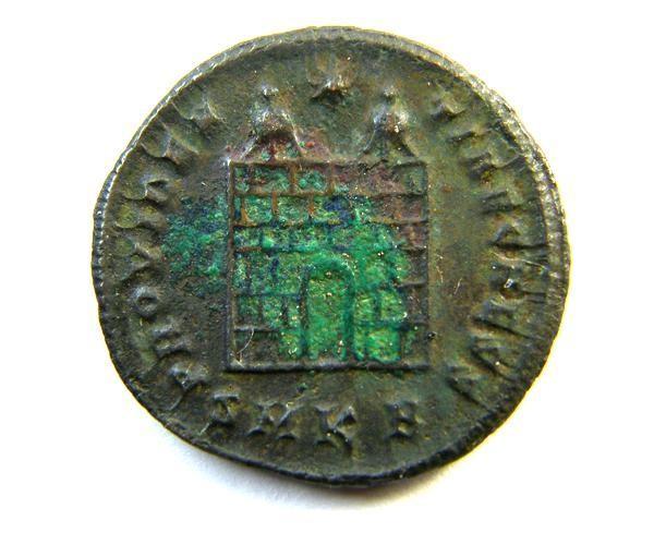 CONSTANTIUS 11 325-361 AD     OP354